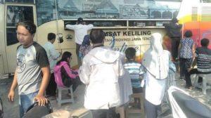 Layanan Mobil SAMSAT Keliling Sukoharjo pada Rabu