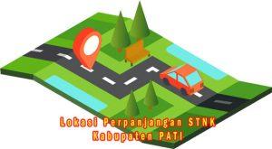 Lokasi Perpanjangan STNK Kabupaten Pati
