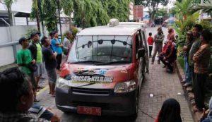Mobil Operasional Pelayanan dan Agenda SAMSAT Setempat