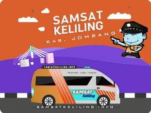Operasional Mobil SAMSAT Keliling Jombang