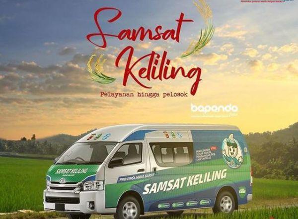 Pelayanan SAMSAT Keliing Bandung Barat Hingga Pelosok